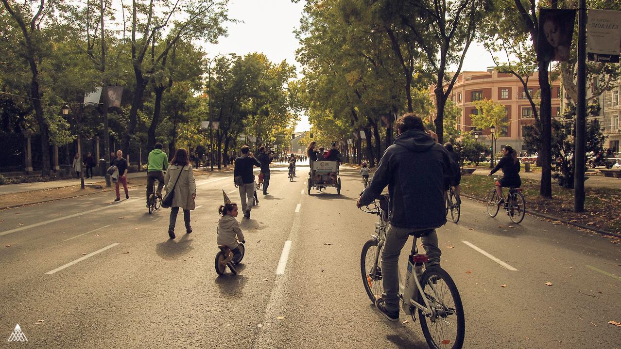 Calle Abierta  - Nómadas