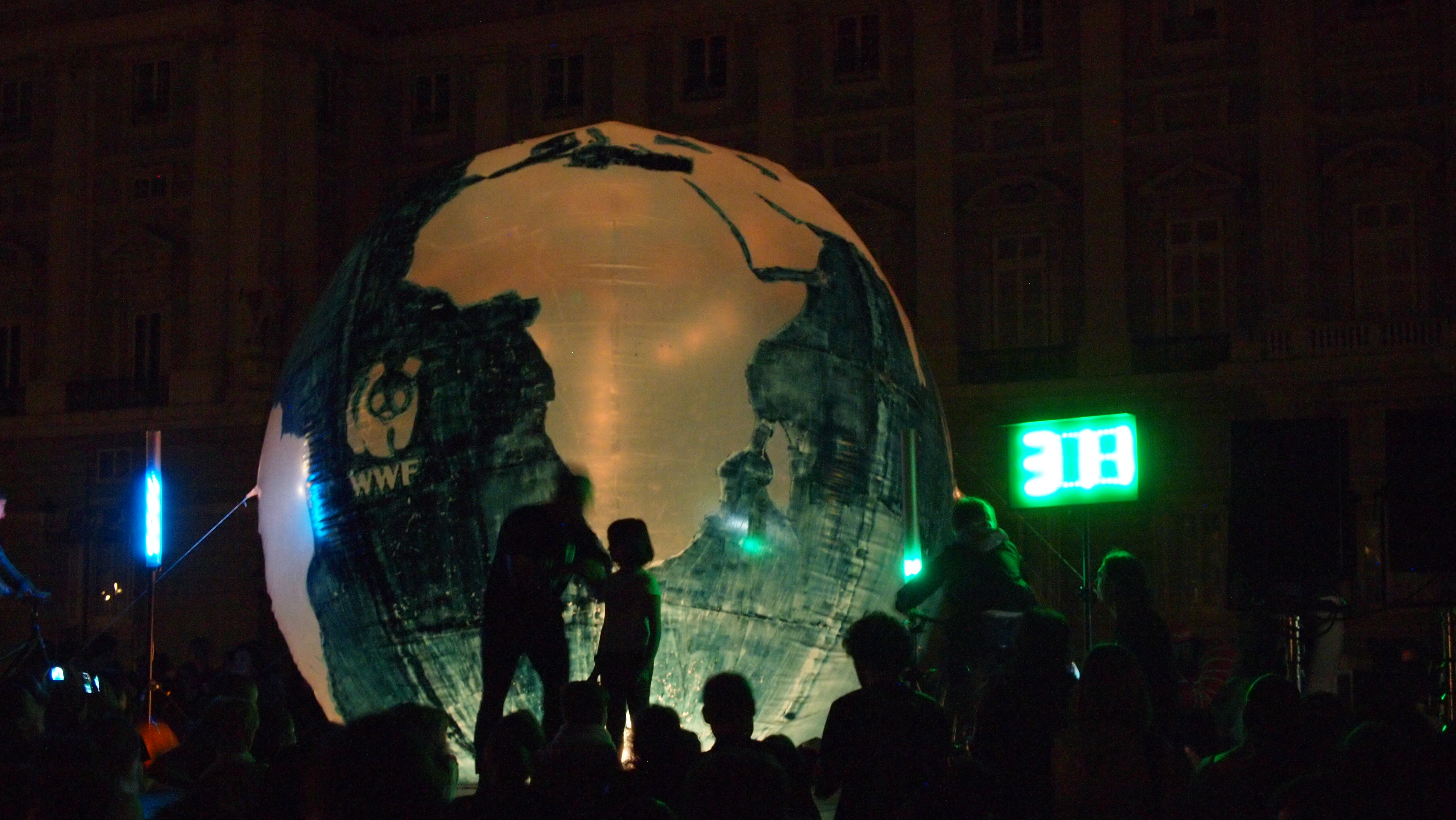 WWF · Hora del Planeta 2015