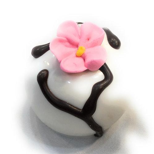 50 Cherry Blossom Cake Truffles