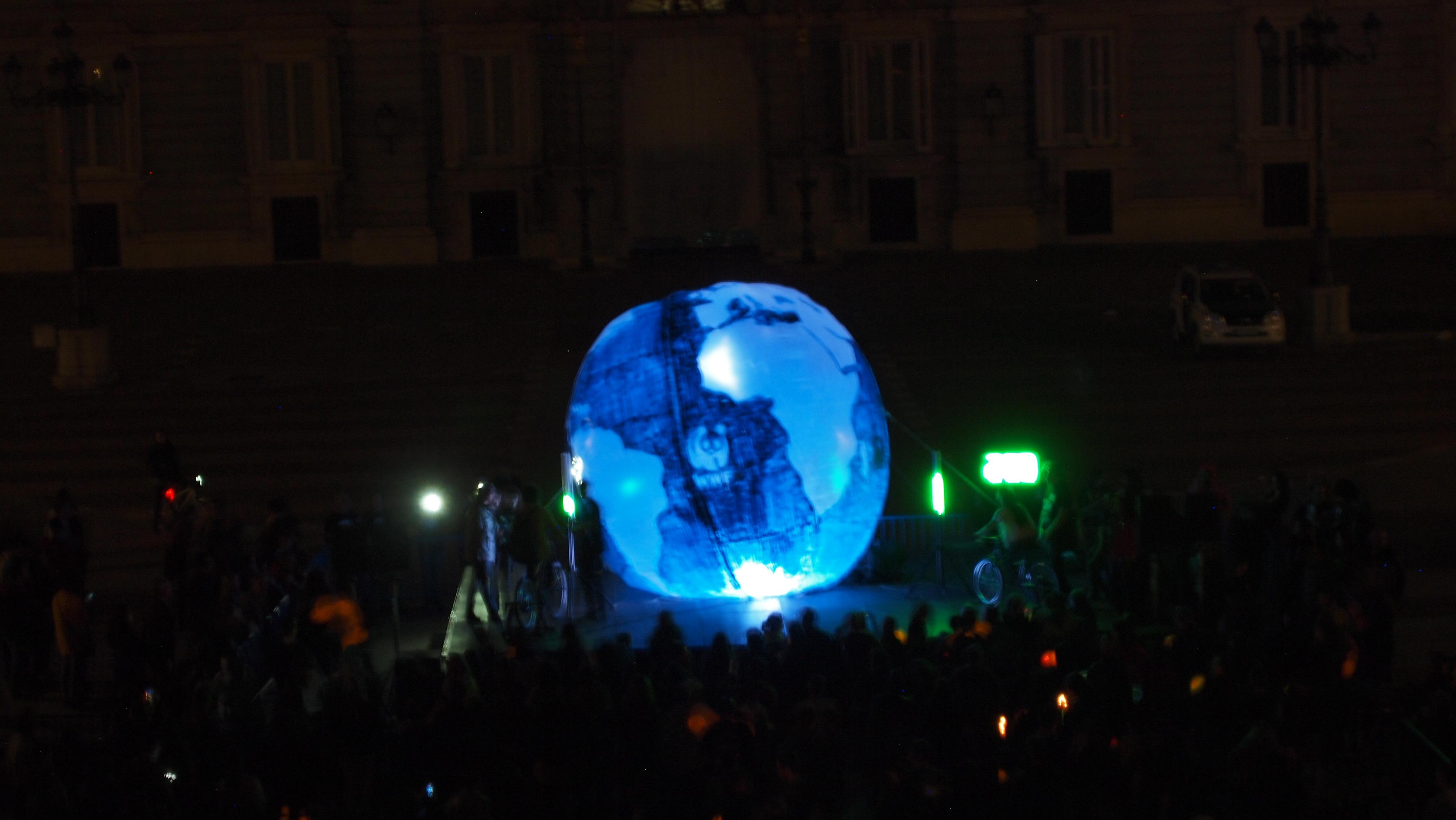 WWF - Hora del Planeta 2015