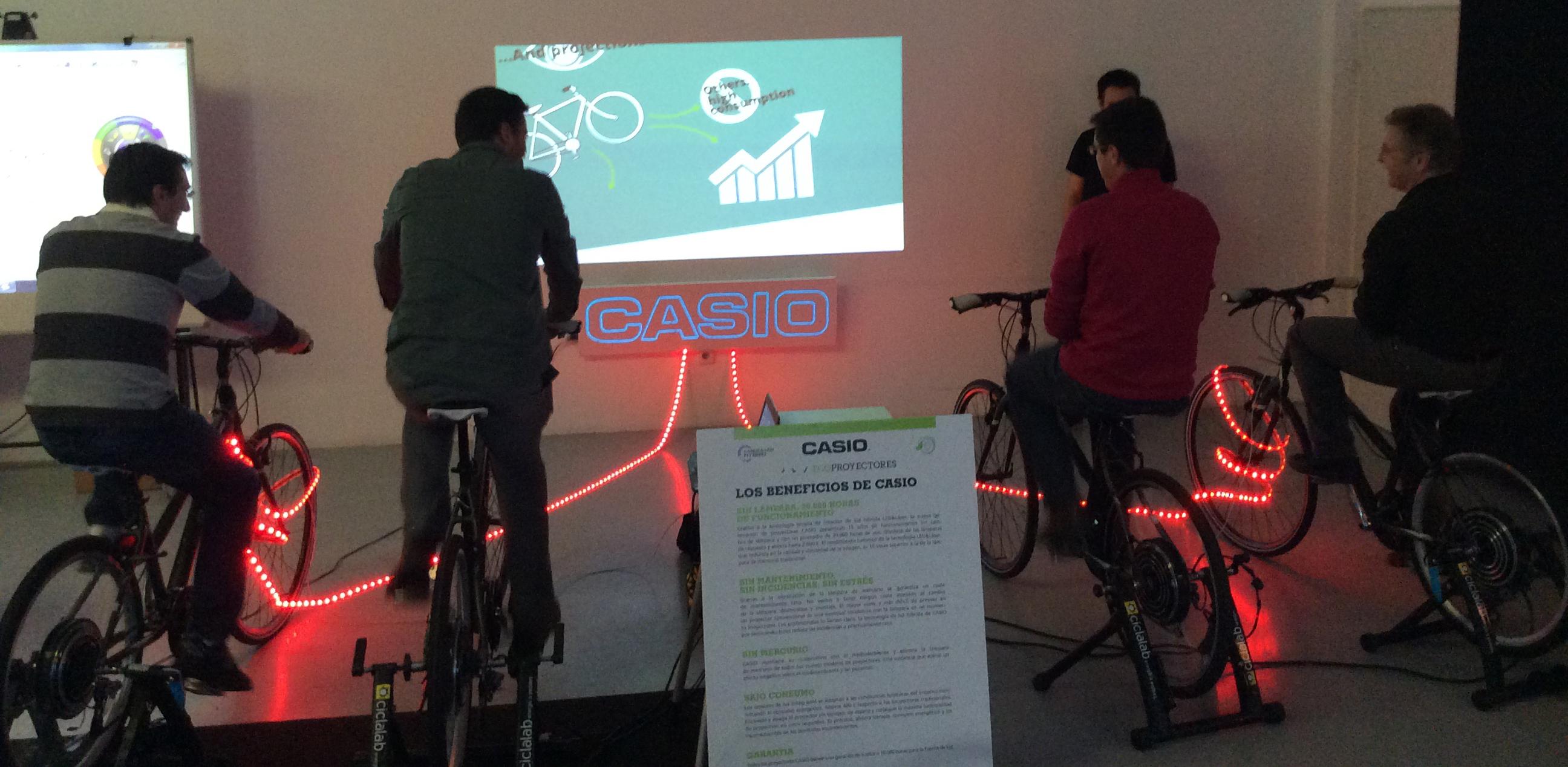 Casio - Ecoproyectores