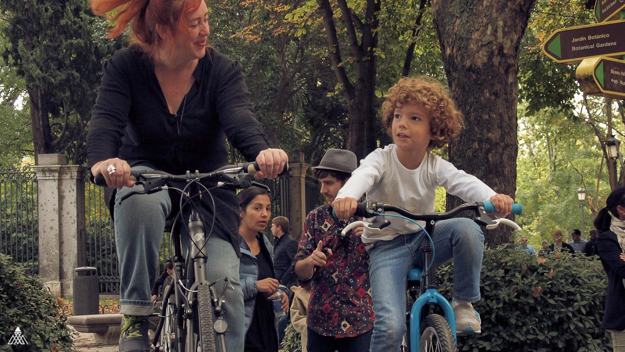 Calle Abierta - Escenario a pedales