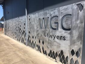 WGC Facade Screening