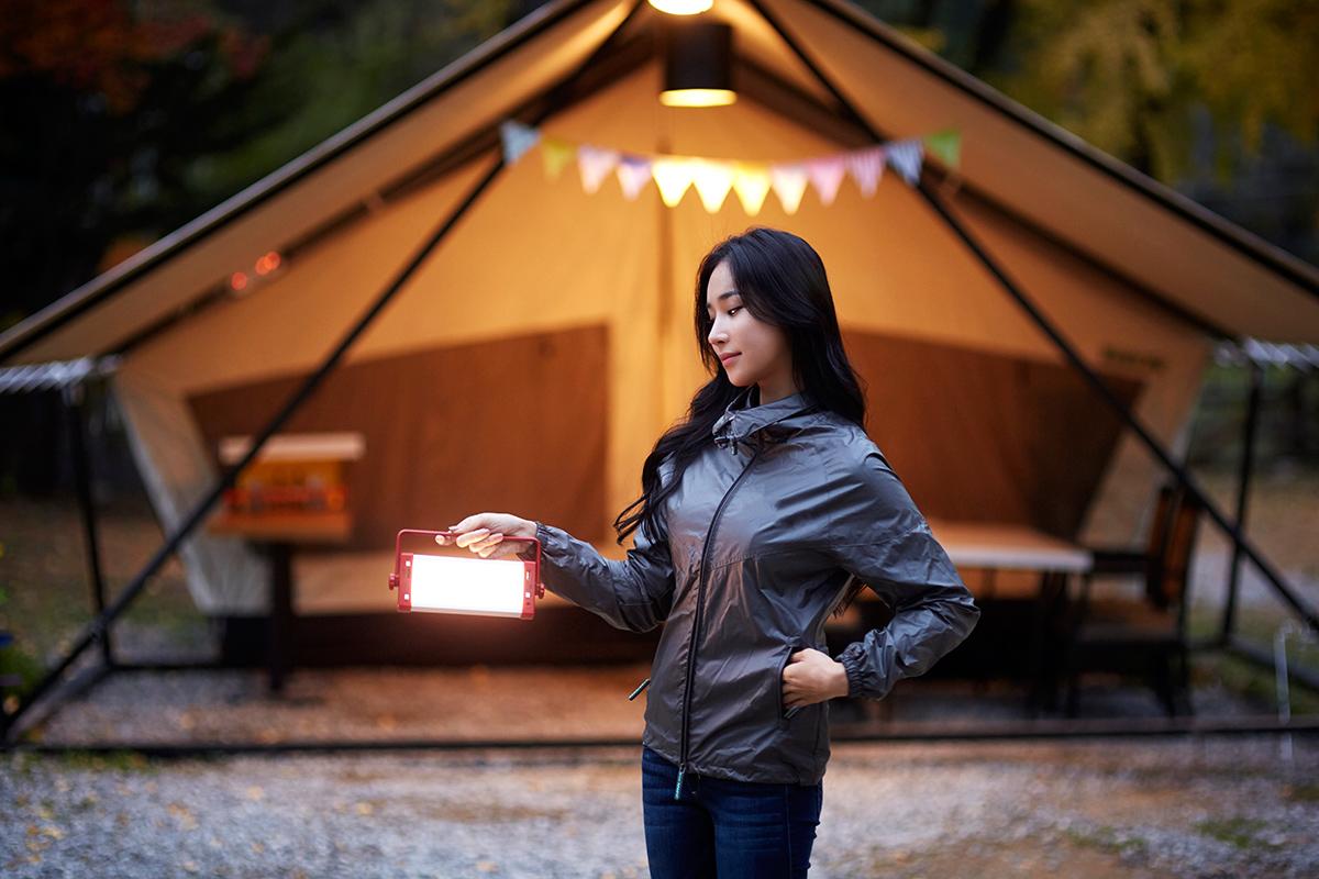 불빛정원 캠핑