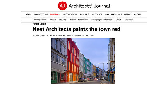 Architects' Journal Neat