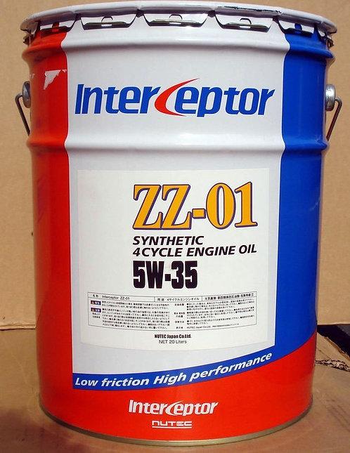 NUTEC ZZ-01 5W-35 20L缶