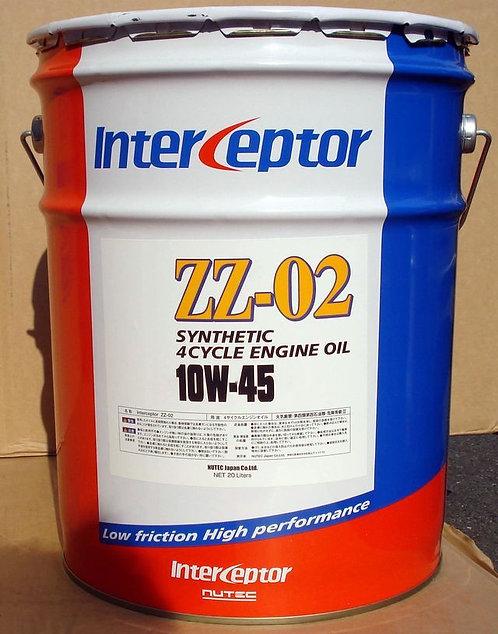 NUTEC ZZ-02 10W-45 20L缶