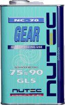 NUTEC NC-70 75W-90 2L缶