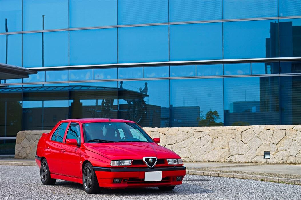 ALFA ROMEO 155TS 16V