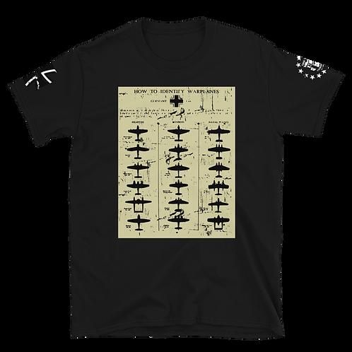 German Warplanes Chart