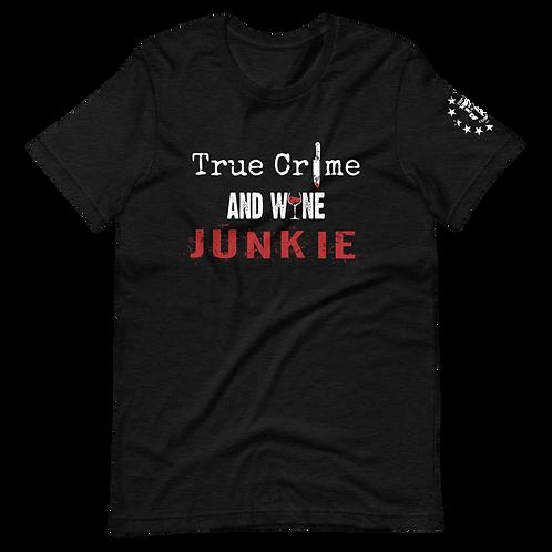 True Crime (and WINE) Junkie
