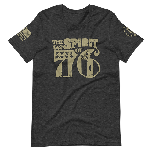 Spirit of 76 (tan)