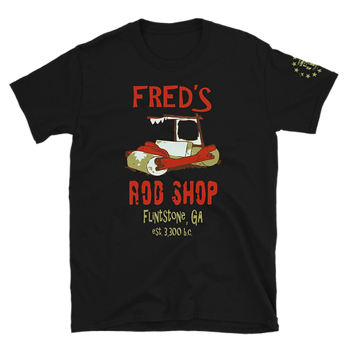 Fred's Rod Shop