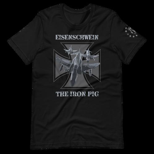 """F4 """"Eisenschwein"""" The Iron Pig"""