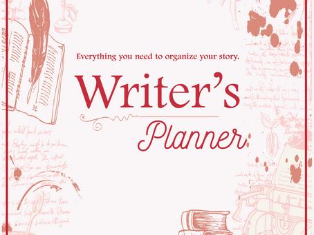 Writer's Planner - Sneak Peek