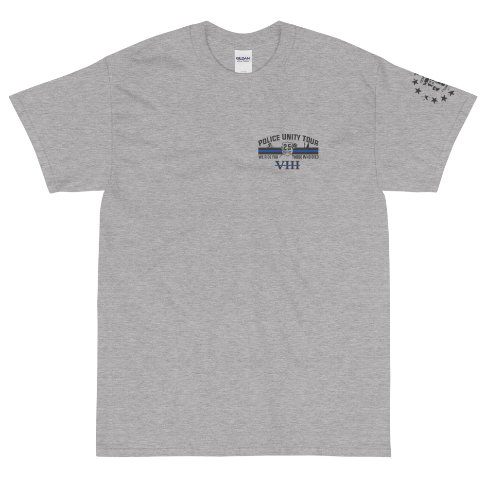 Police Unity Tour - Grey - Front