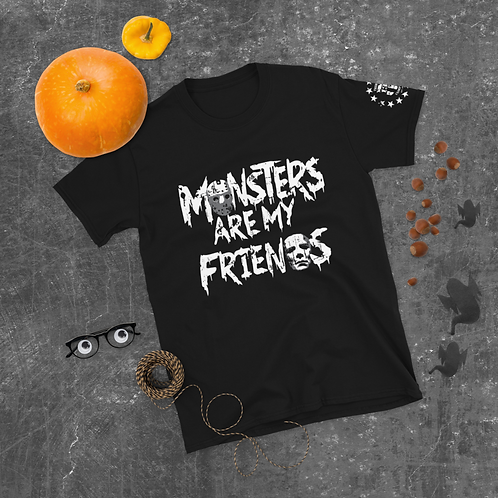 Monsters Are My Friends