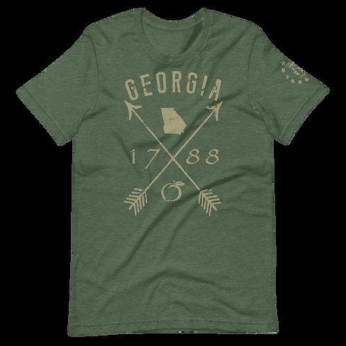 Georgia, Est. 1788