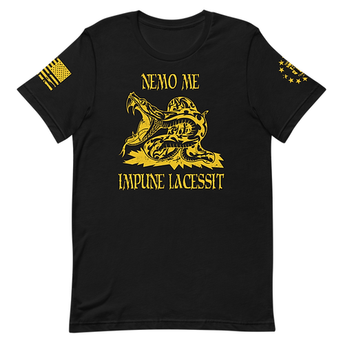 "nemo me impune lacessit, ""Don't Tread on Me"""