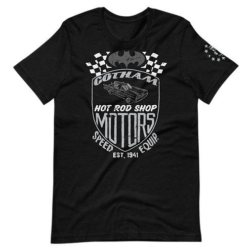 Gotham Motors Hot Rod Shop
