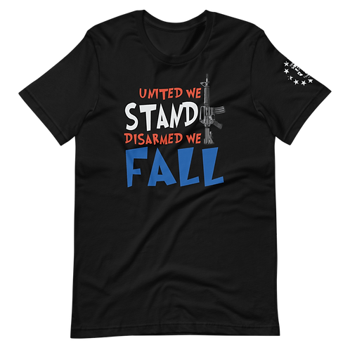 United We Stand, Disarmed We Fall