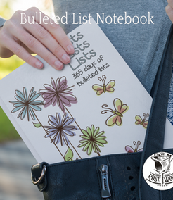 Flowers and Butterflies - Bullet List