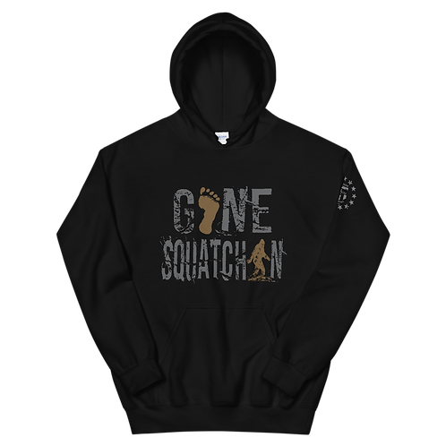 Gone Squatchin Pullover Hoodie