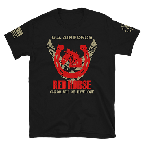 USAF Red Horse (Camo Green)