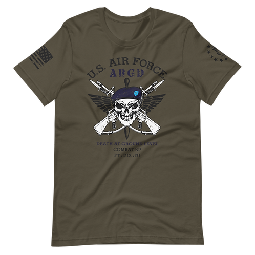 USAF Combat SP, Ft Dix, NJ