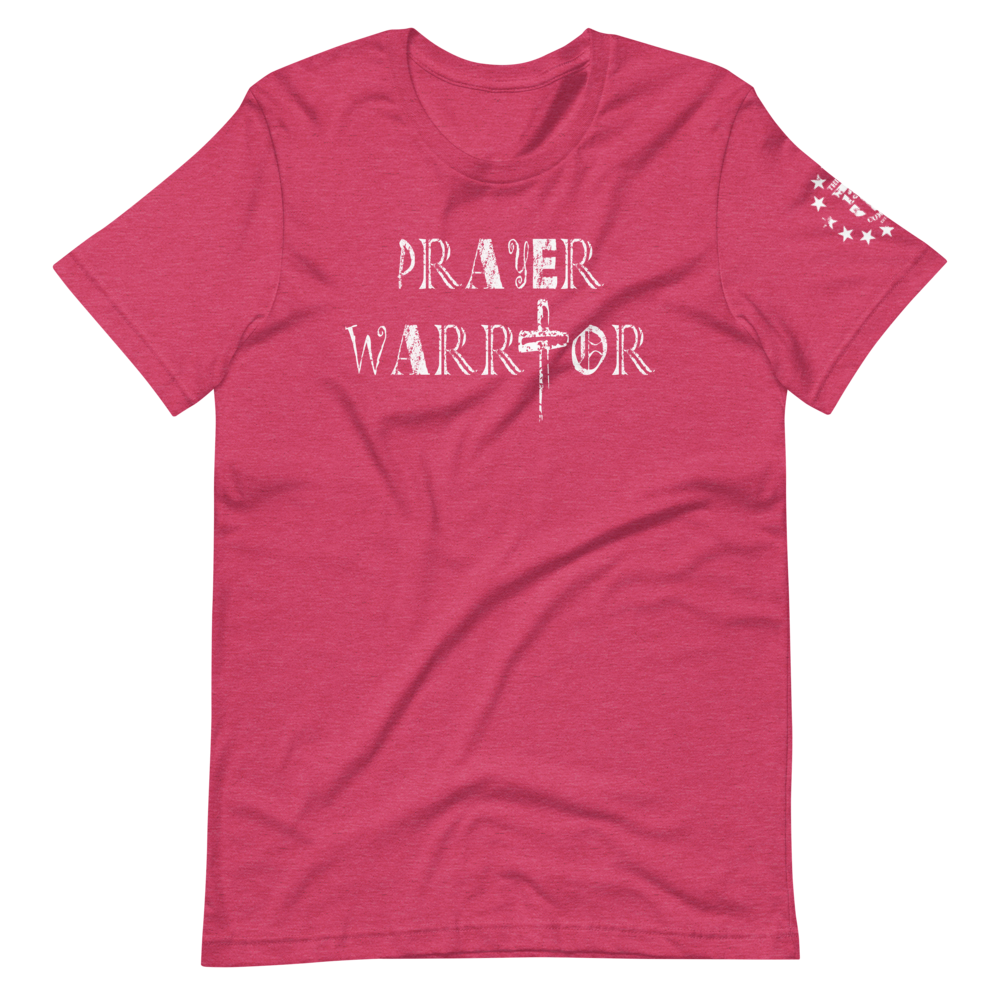 unisex-premium-t-shirt-heather-raspberry