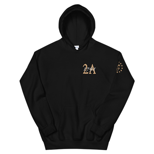 2A Pullover Hoodie