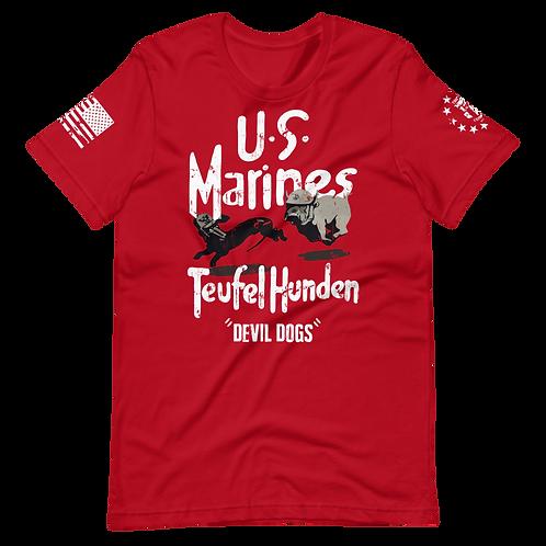 U. S. Marines Teufel Hunden: Devil Dogs