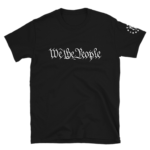 We the People (white graphic)