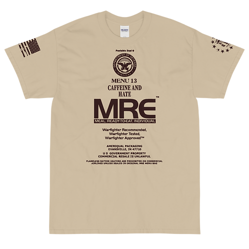 MRE Meal 13: Caffeine and Hate