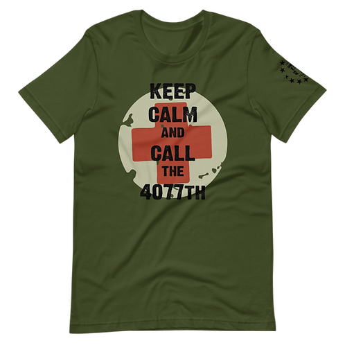 Keep Calm and Call the 4077th