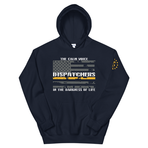 Dispatchers Pullover Hoodie