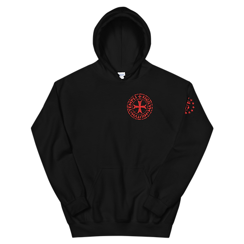 Christian Warriors Pullover Hoodie