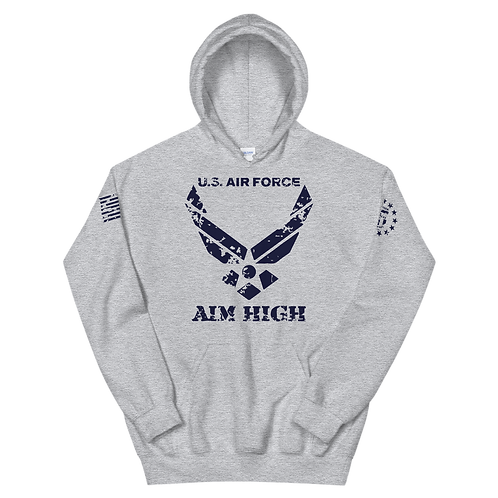 US Air Force Pullover Hoodie