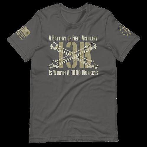 13 Bravo Field Artillery