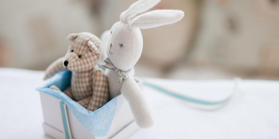 Entwicklung des Kleinkindes im ersten Lebensjahr. (Mit Adventscafe)
