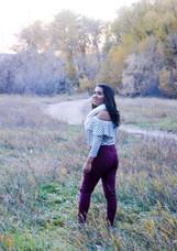 Senior meadow distance