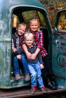 Vintage Truck Kids