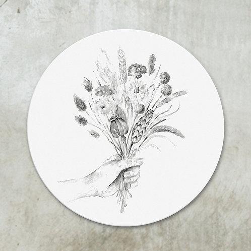 Dried flower bouquet | Deco circle