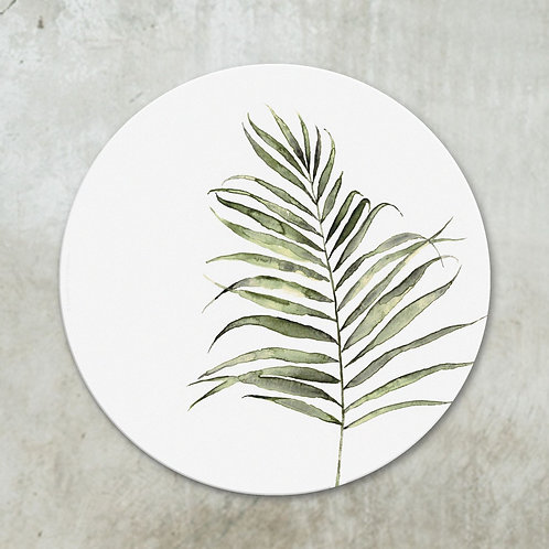 Palm leaf | Deco circle