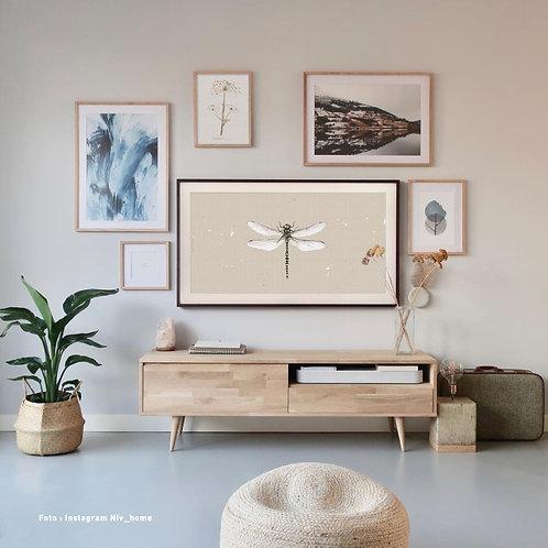 Dragonfly   Frame TV -  digitale afbeelding