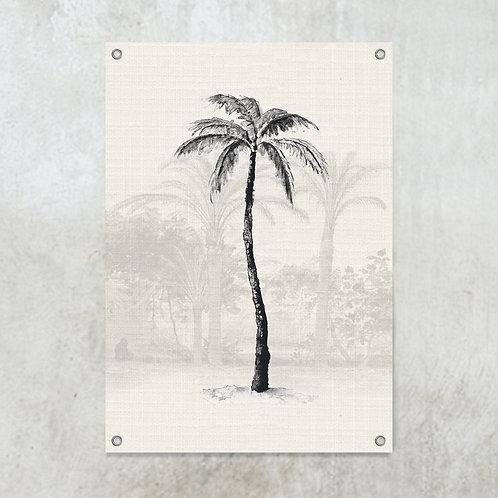 Palmtree | Tuinposter