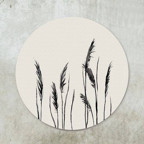 Plumes | Deco circle