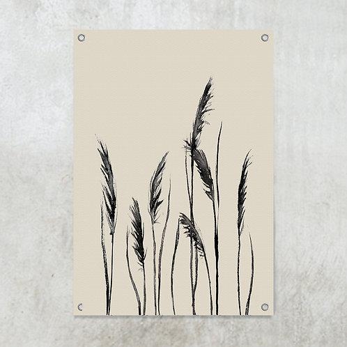 Plumes | Tuinposter