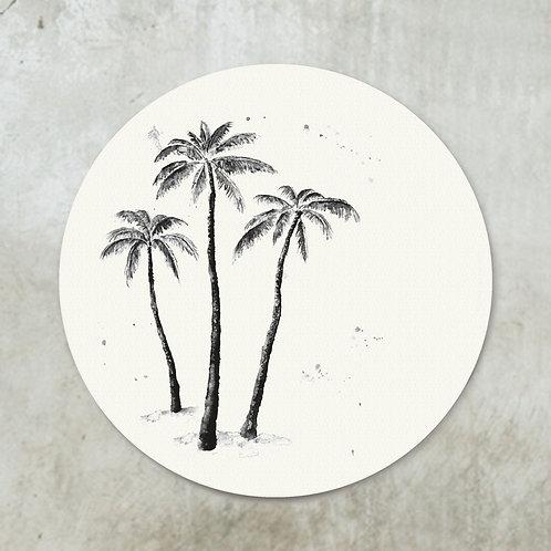 Palms | Deco circle