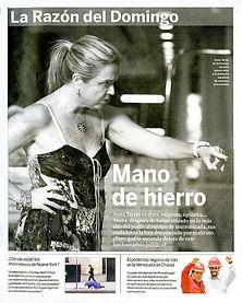 Anna Tarres, Flamenco Olimpico, Andrea Fuentes, Ona Carbonell, Libelula Tv Films, Alejandro Panno, Maria Vernet, Flora Albaicin, La Razon, sincro en españa